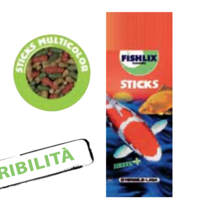 Fishlix Sticks Multi-Color flottante